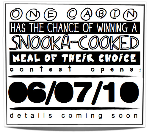 Opens blog post: Snooka-Cooked Meal Contest